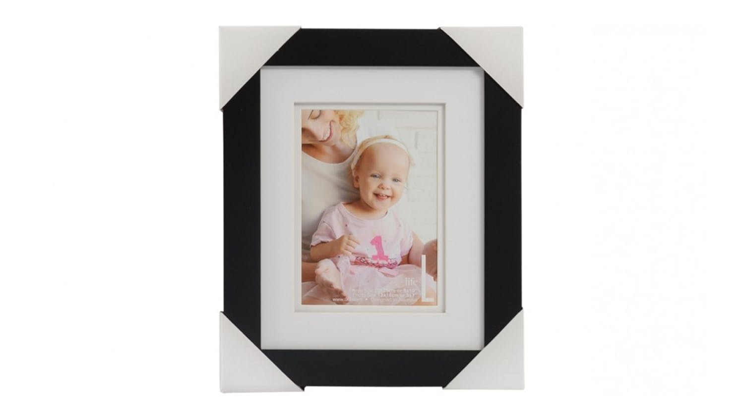UR1 Life 8x10 Black Photo Frame