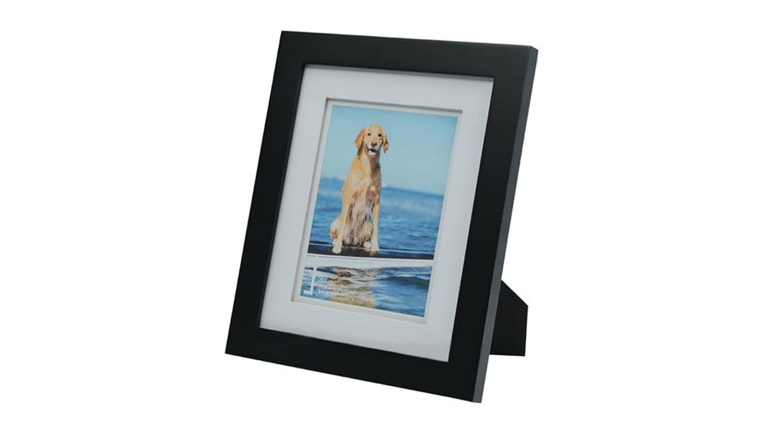 UR1 Life 9x11 with 6x8 Opening Photo Frame - Black