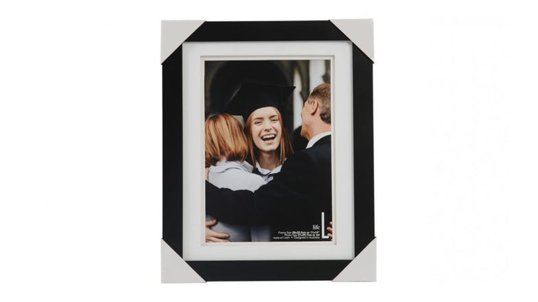 UR1 Life 11x14 Photo Frame with A4 Opening - Black