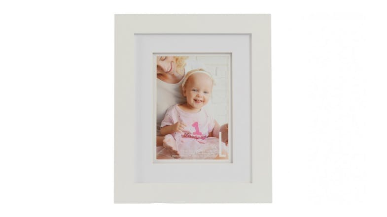 UR1 Life 8x10 White Photo Frame