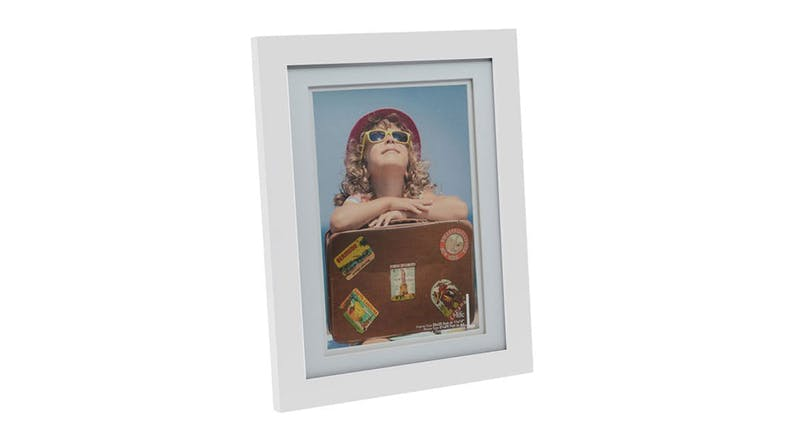 UR1 Life 11x14 Photo Frame with A4 Opening - White