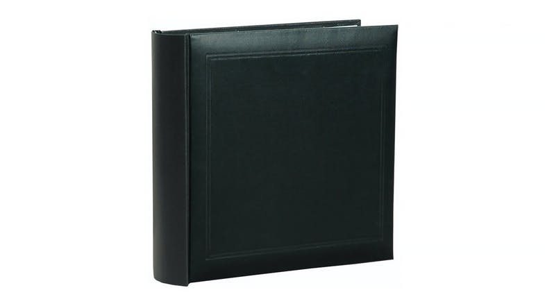 UR1 Ascot 200 Photos 6x4 Black Photo Album