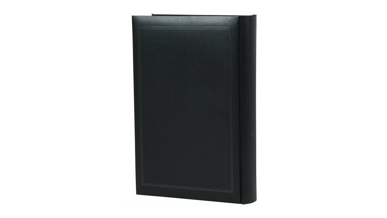 UR1 Ascot 300 Photos 6x4 Black Photo Album