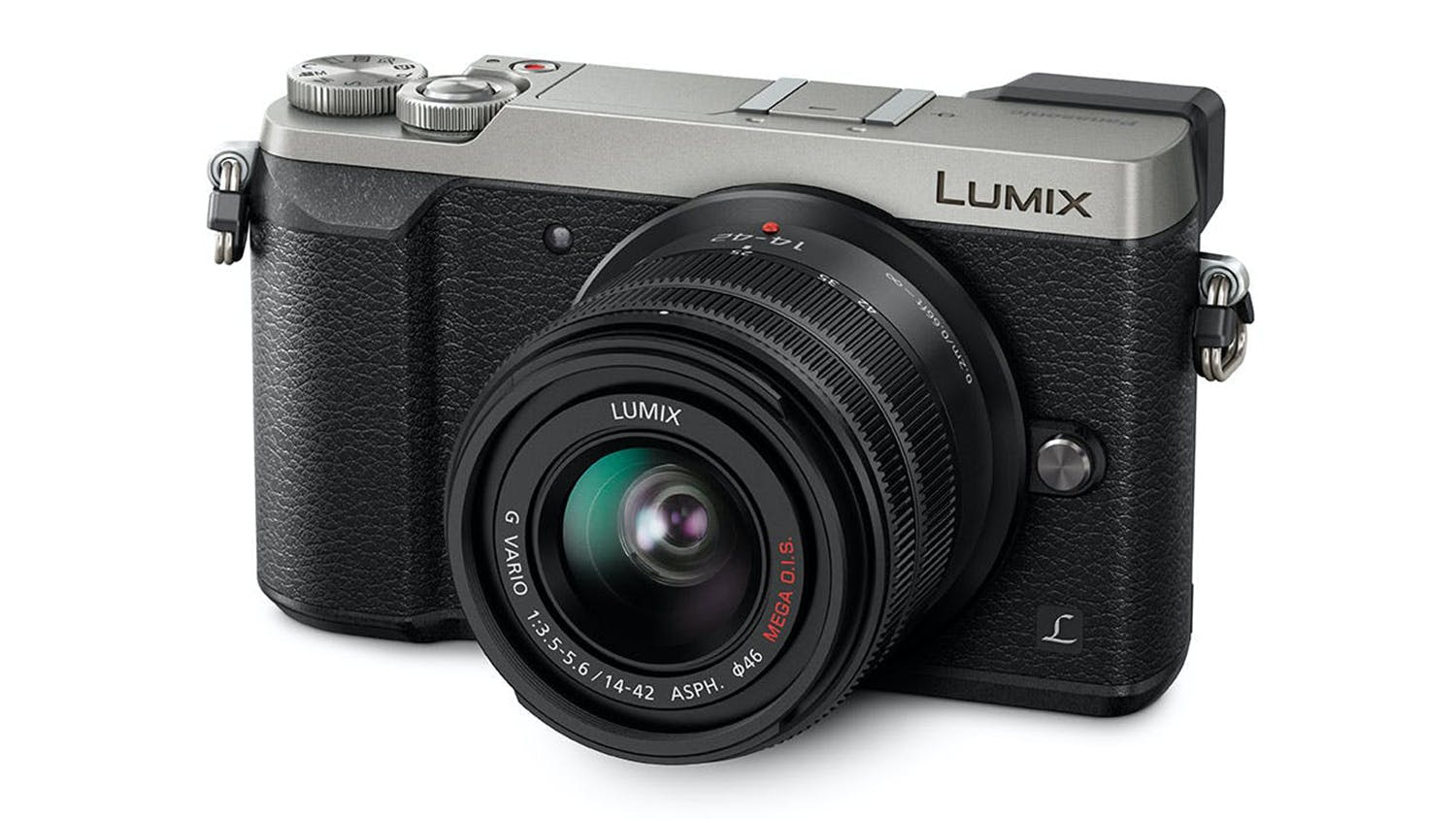 Panasonic Lumix GX85 Mirrorless Camera with 14-42mm Lens
