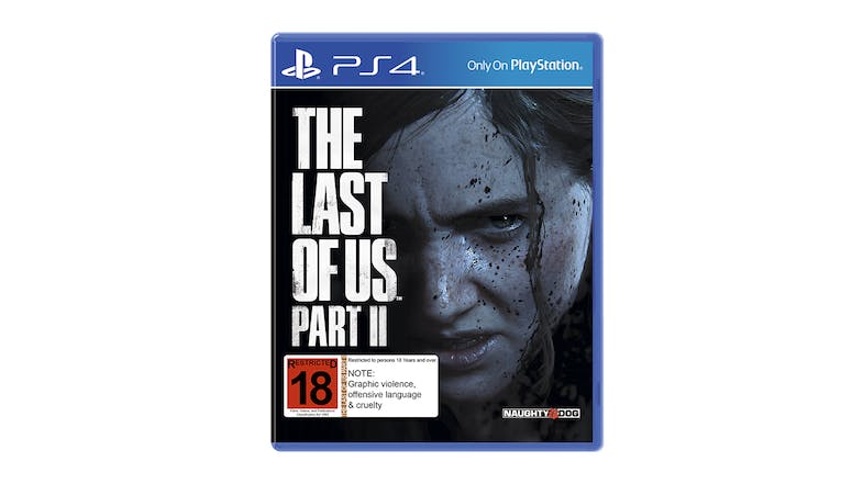 PS4 - The Last of Us Part 2 (R18)