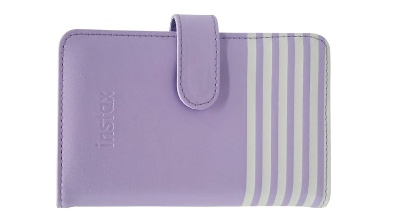 Instax Mini 11 Album - Lilac Stripe