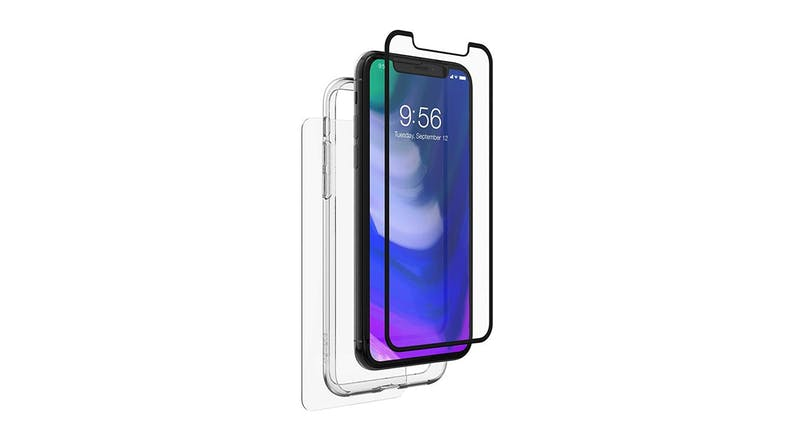 Zagg Invisibleshield Glass+ 360 Screen Protector for iPhone XS