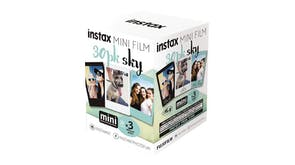 Instax Mini Film 30 Pack Sky