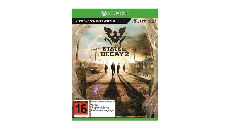 Xbox One - State of Decay 2 (R16)