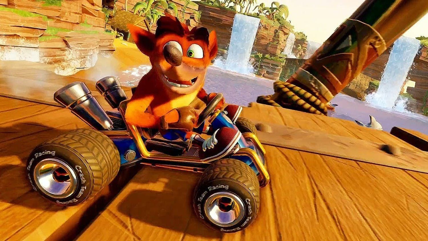 Xbox One - Crash Team Racing Nitro-Fueled (G)