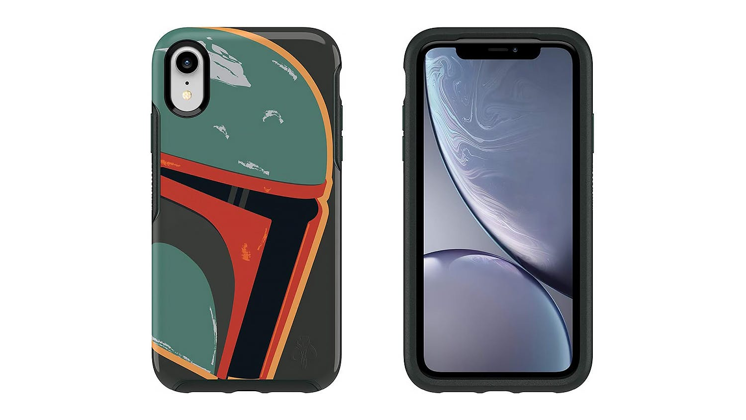 Otterbox Symmetry Boba Fett Case for iPhone XR