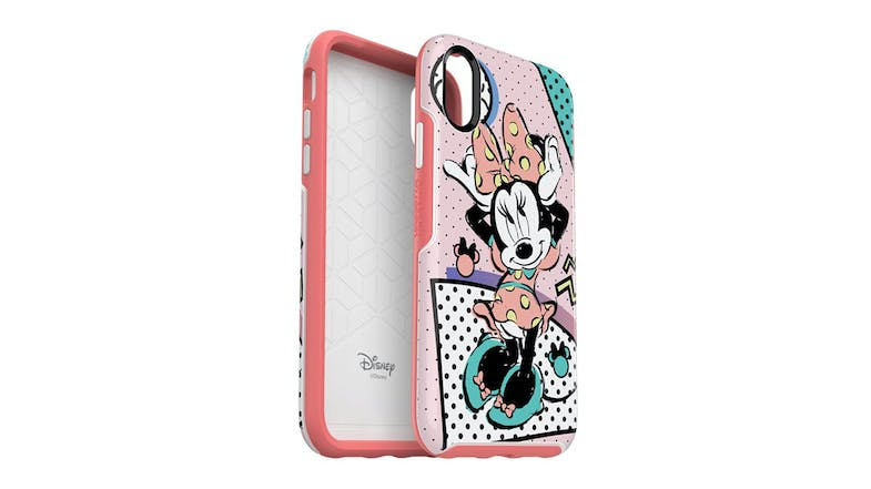 Otterbox Symmetry Rad Minnie Case for iPhone XS