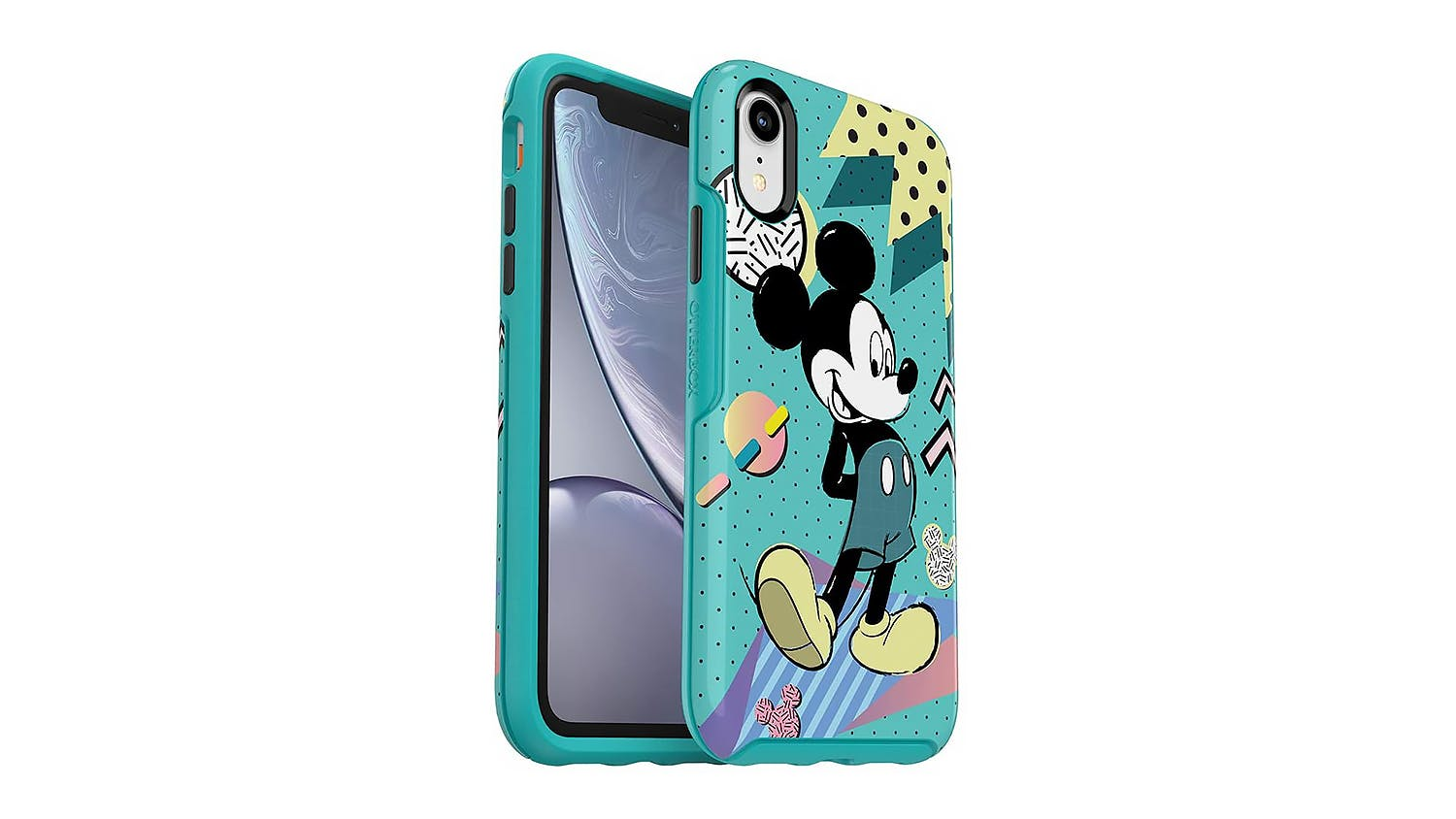 Otterbox Symmetry Rad Mickey Case for iPhone XR