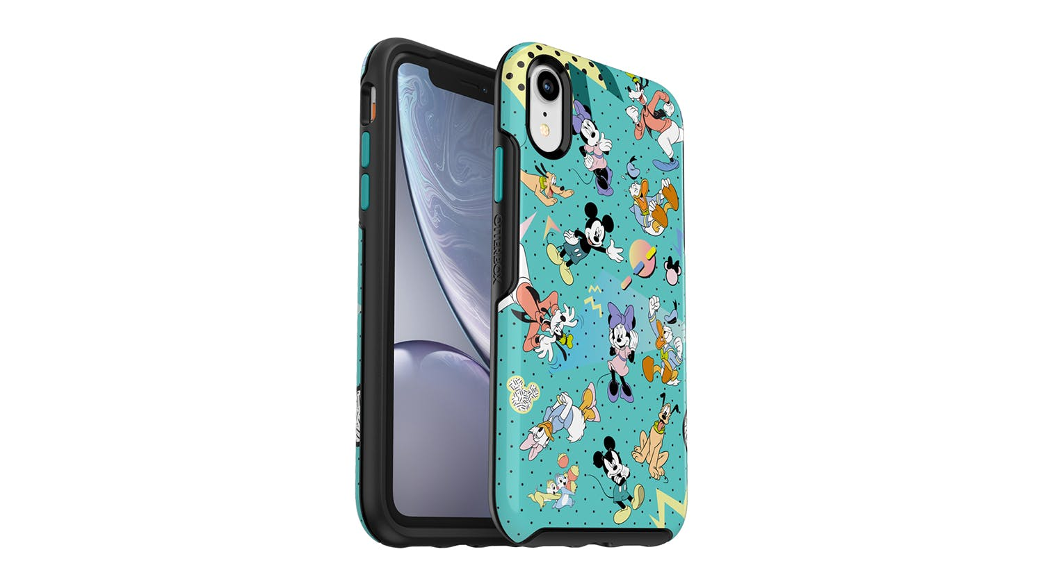 Otterbox Symmetry Rad Friends Case for iPhone XR