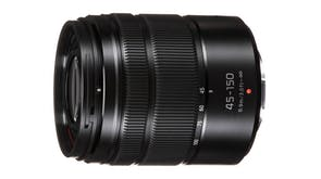 Panasonic Lumix G H-FS45150E-K 45-150mm f/4-5.6 ASPH Telephoto Lens