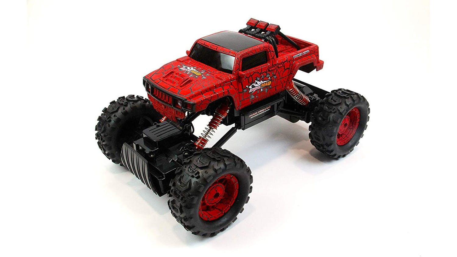 Rc Off Road Monster Truck Red Harvey Norman New Zealand