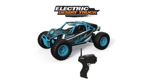Desert Truck Off Roader RC Car - Blue