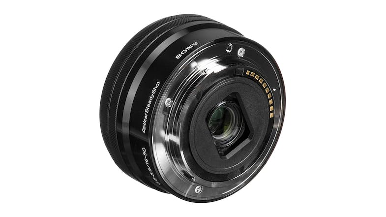 Sony Alpha 6400 Mirrorless Camera with 16-50mm Lens