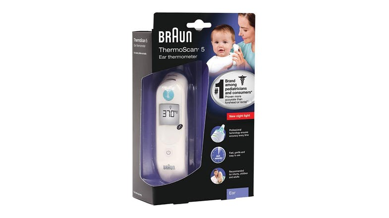 Braun Thermoscan 5 Thermometer