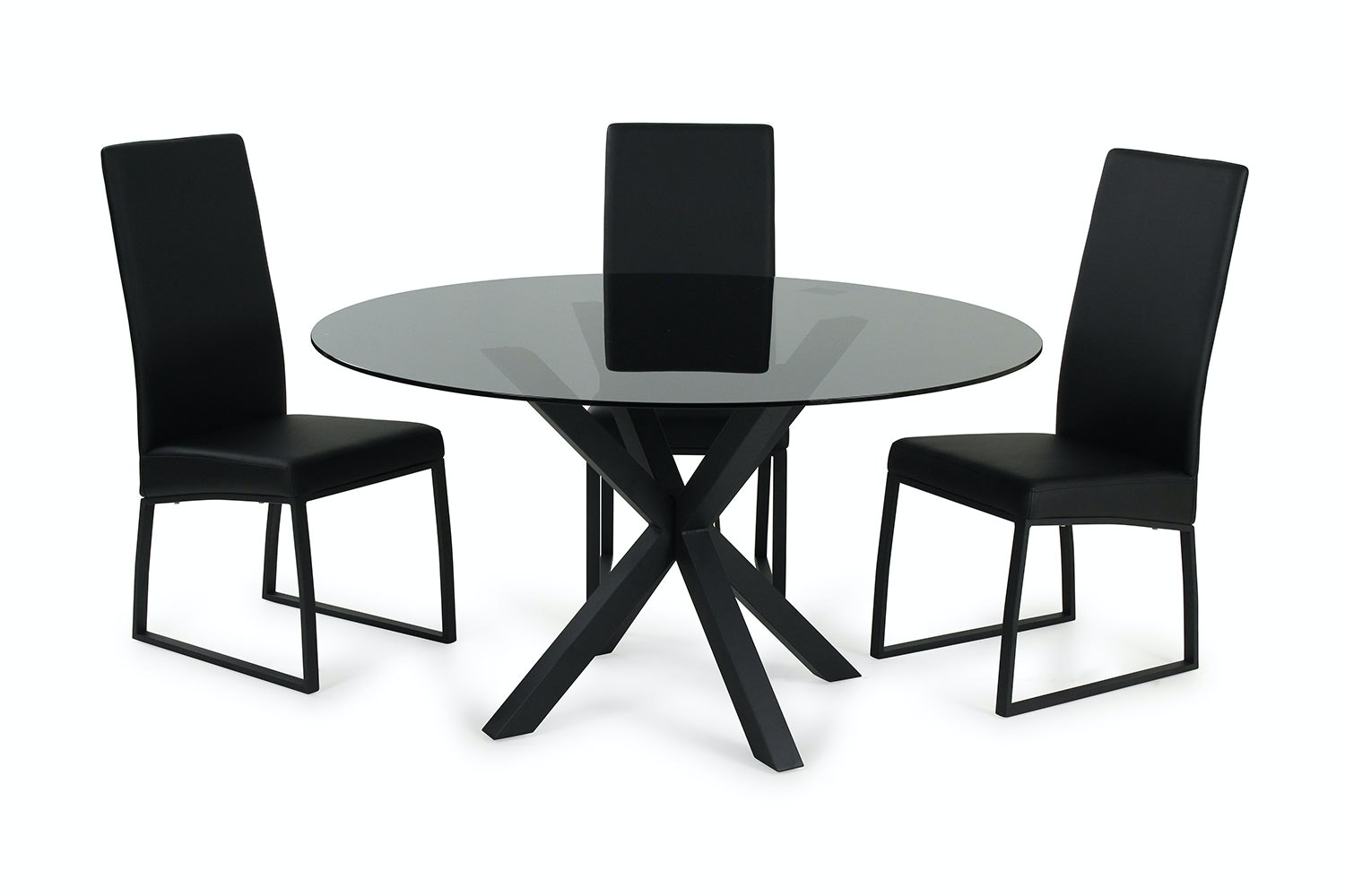 Picture of: Jana Round Dining Table By Debonaire Furniture Harvey Norman New Zealand