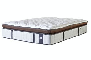 Kingston Medium Double Mattress by Sealy Posturepedic