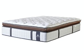 Kingston Medium King Mattress by Sealy Posturepedic