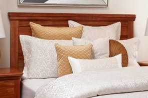 Richford Pillowcase Set by Central Thread
