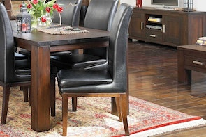 Rustic Heirloom Bentley Dining Chair by John Young Furniture