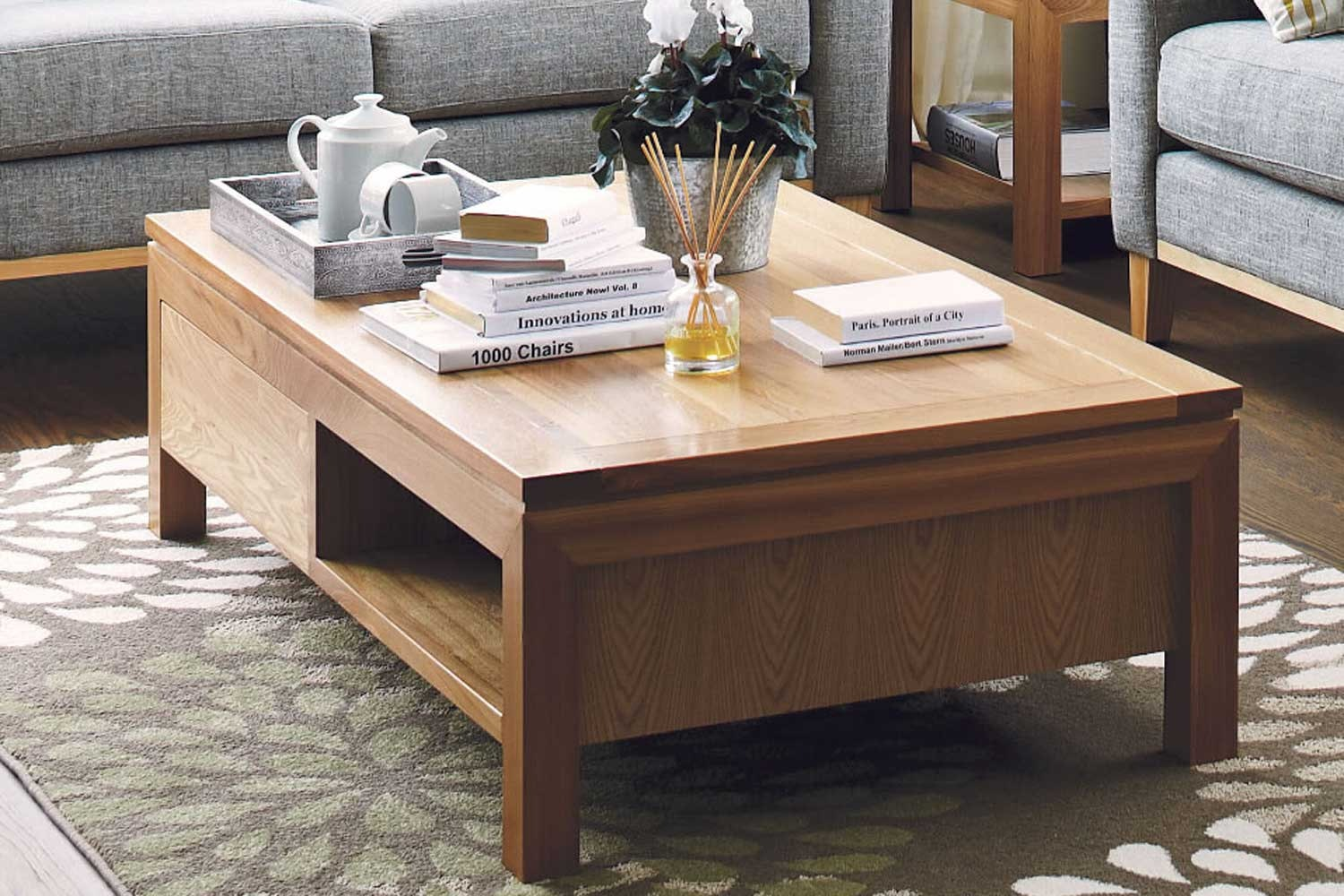 Zac Coffee Table by Southland Furniture