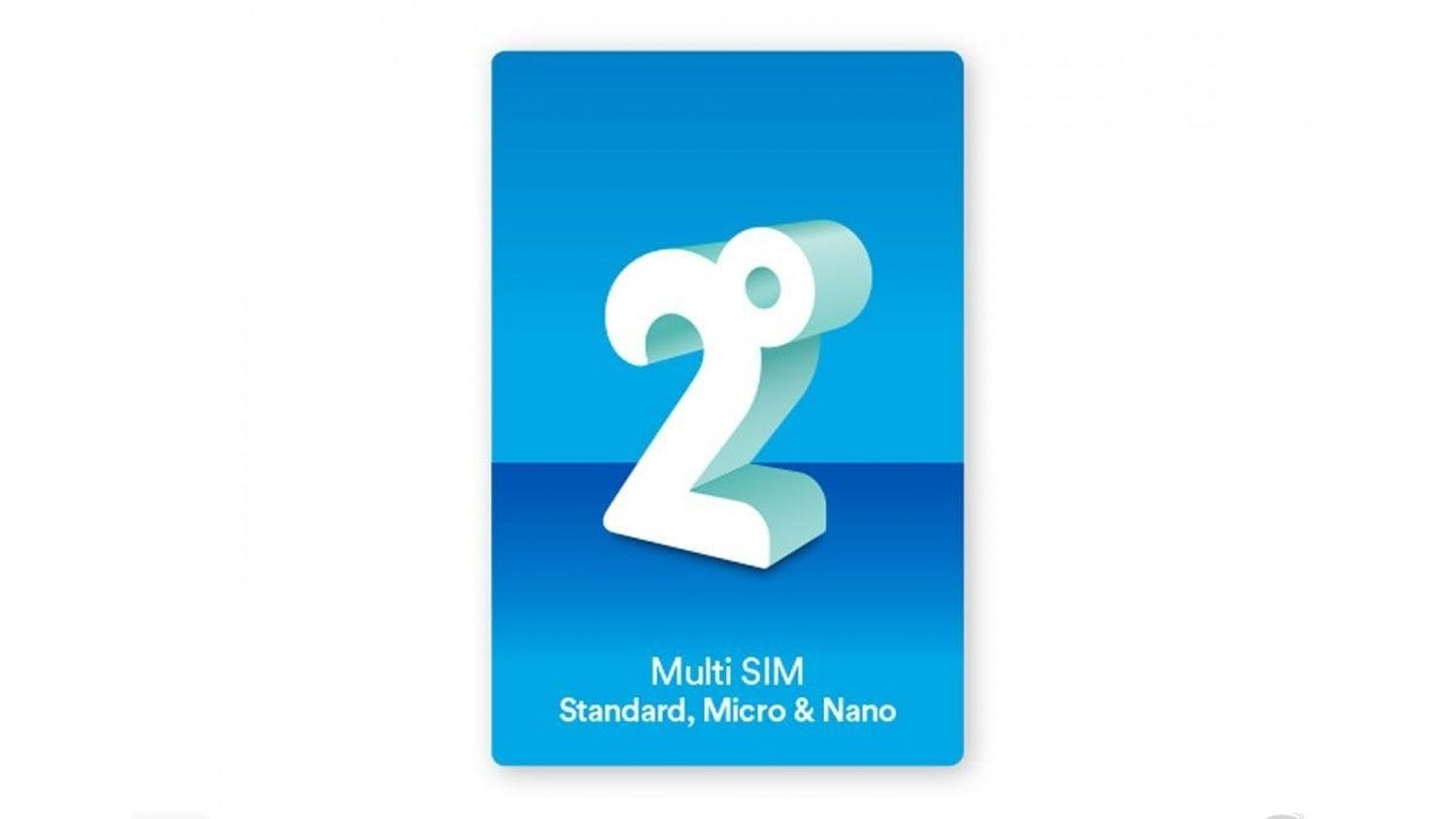 2degrees Multi-SIM