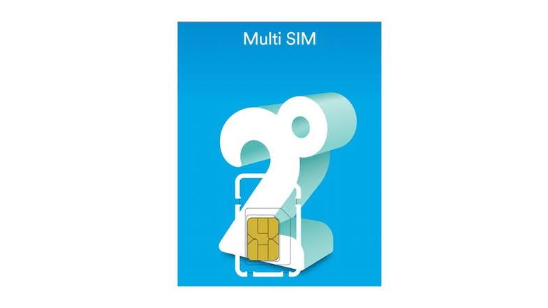 2degrees Multi-SIM Swap