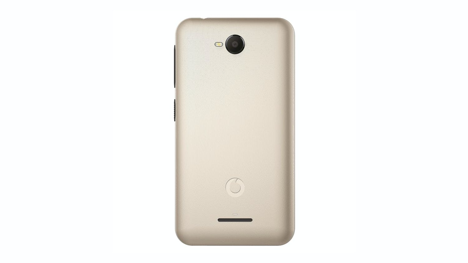 Vodafone Smart C9 Smartphone + Prepay SIM Card - Gold