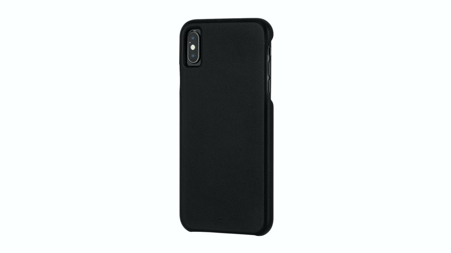 Case-Mate Barely There Leather Case for iPhone Xs Max