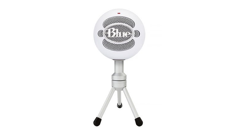 Blue Snowball iCE USB Microphone - White