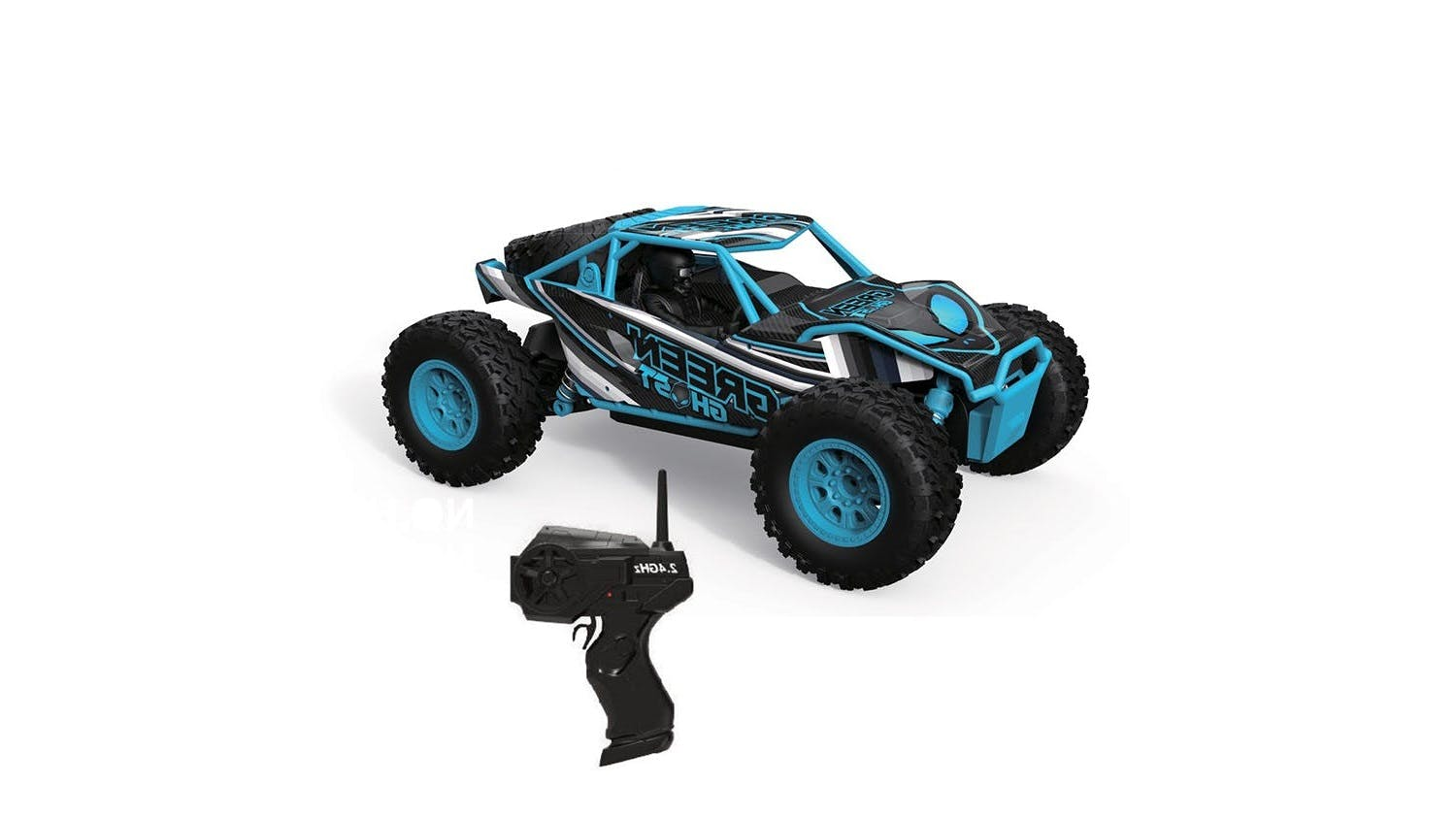 RC Desert Off Road Truck - Blue