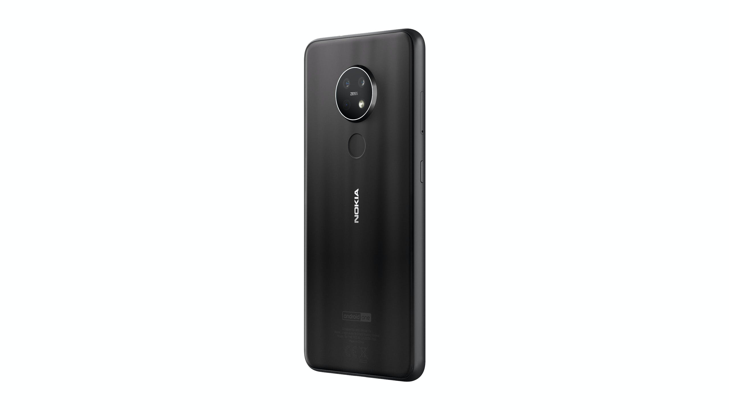 Spark Nokia 7.2 Smartphone - Charcoal