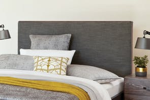 Melba Queen Headboard by Woodpecker Furniture
