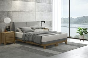 Reva Single Bed Frame by Coastwood Furniture