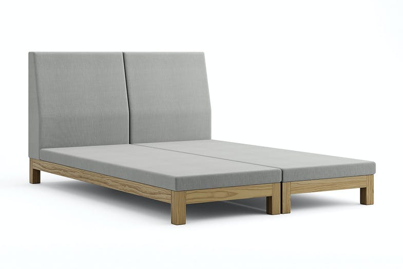 Reva King Single Bed Frame by Coastwood Furniture
