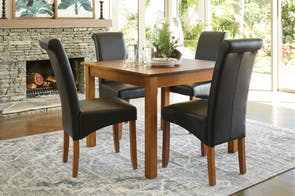Trafalgar 5 Piece Dining Suite by Coastwood Furniture