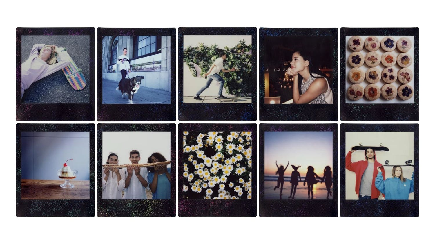 Instax Square Film Star 10 Pack