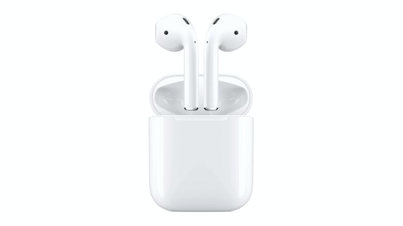 AirPods with Charging Case PureFront Open
