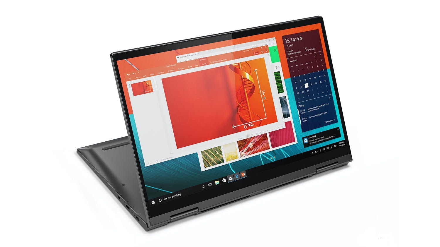 "Lenovo Yoga C740 i7-10510U 15.6"" 2-in-1 Laptop"