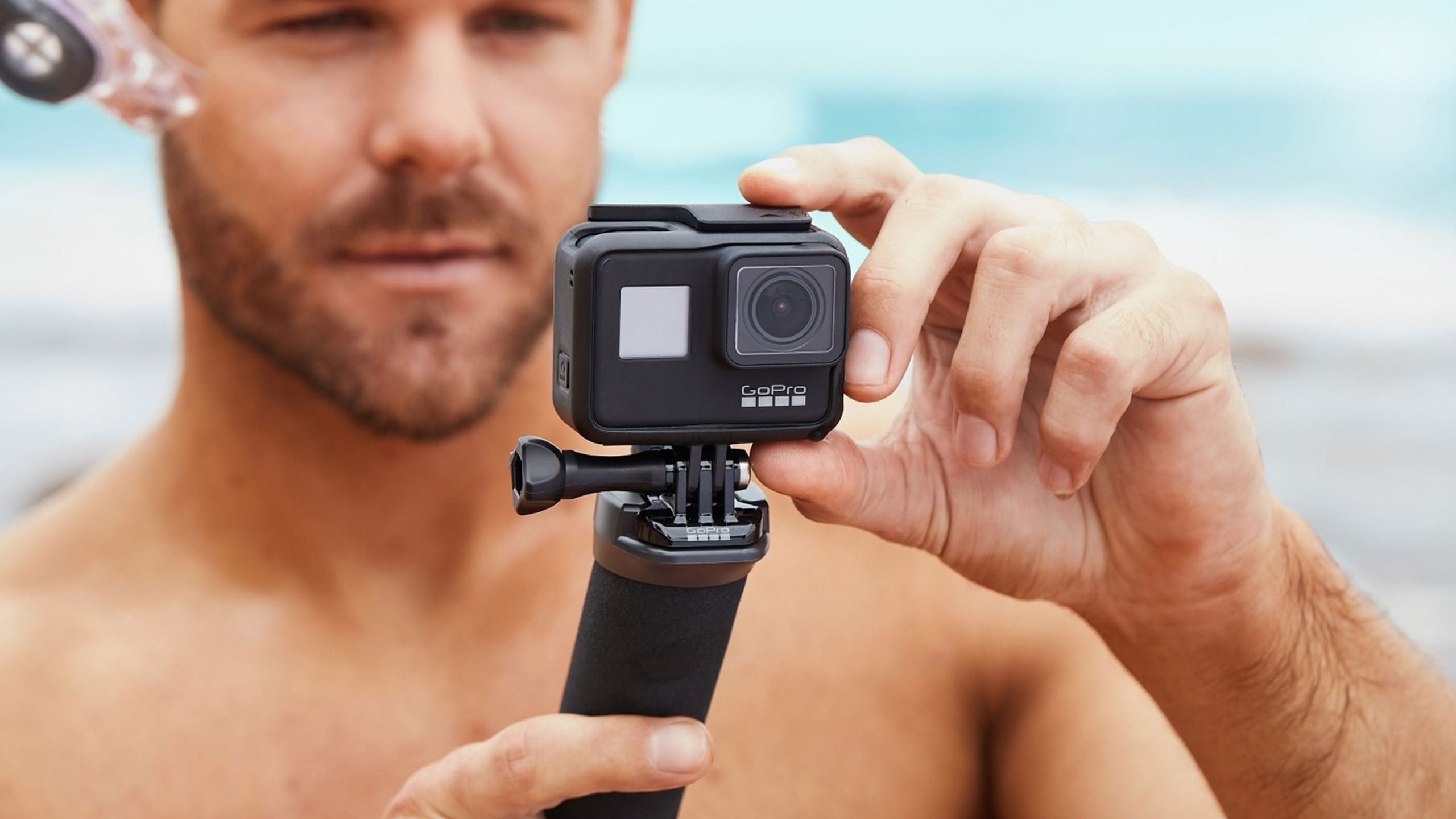 GoPro Hero7 Black - Bundle