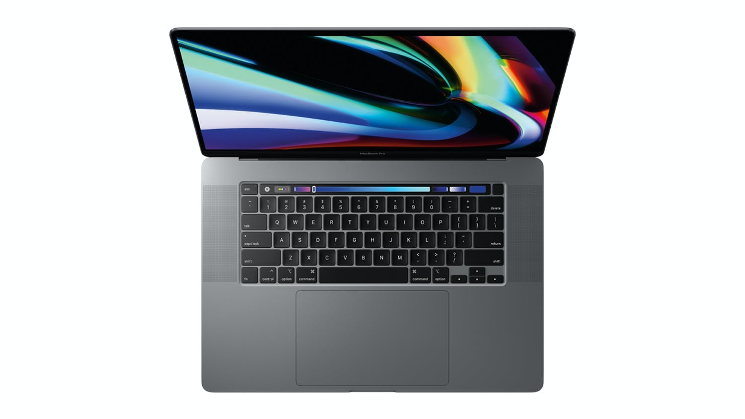 "MacBook Pro Touch 16"" 2.6GHz 512GB - Space Grey (2019)"