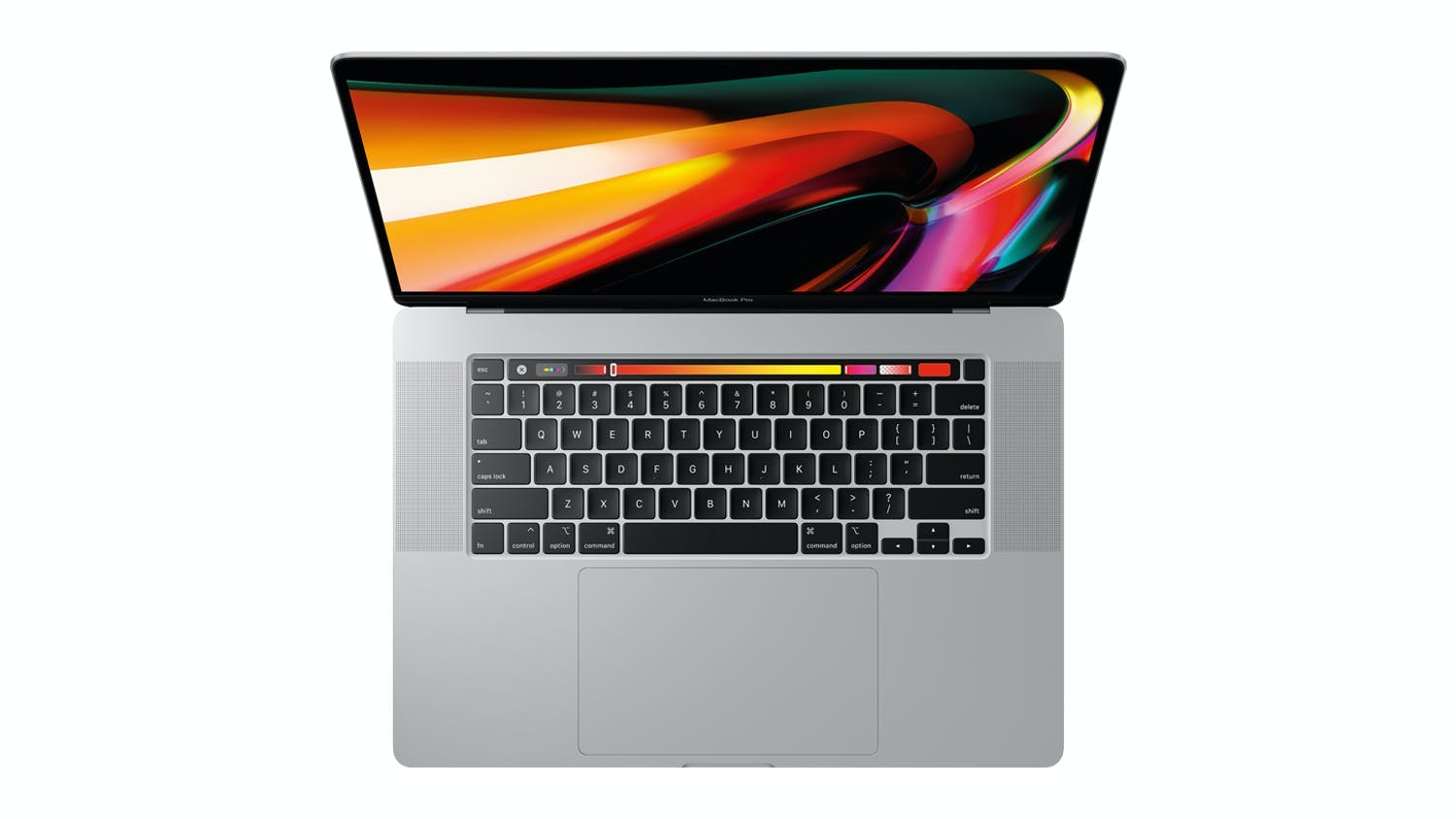 "MacBook Pro Touch 16"" 2.6GHz 512GB - Silver (2019)"