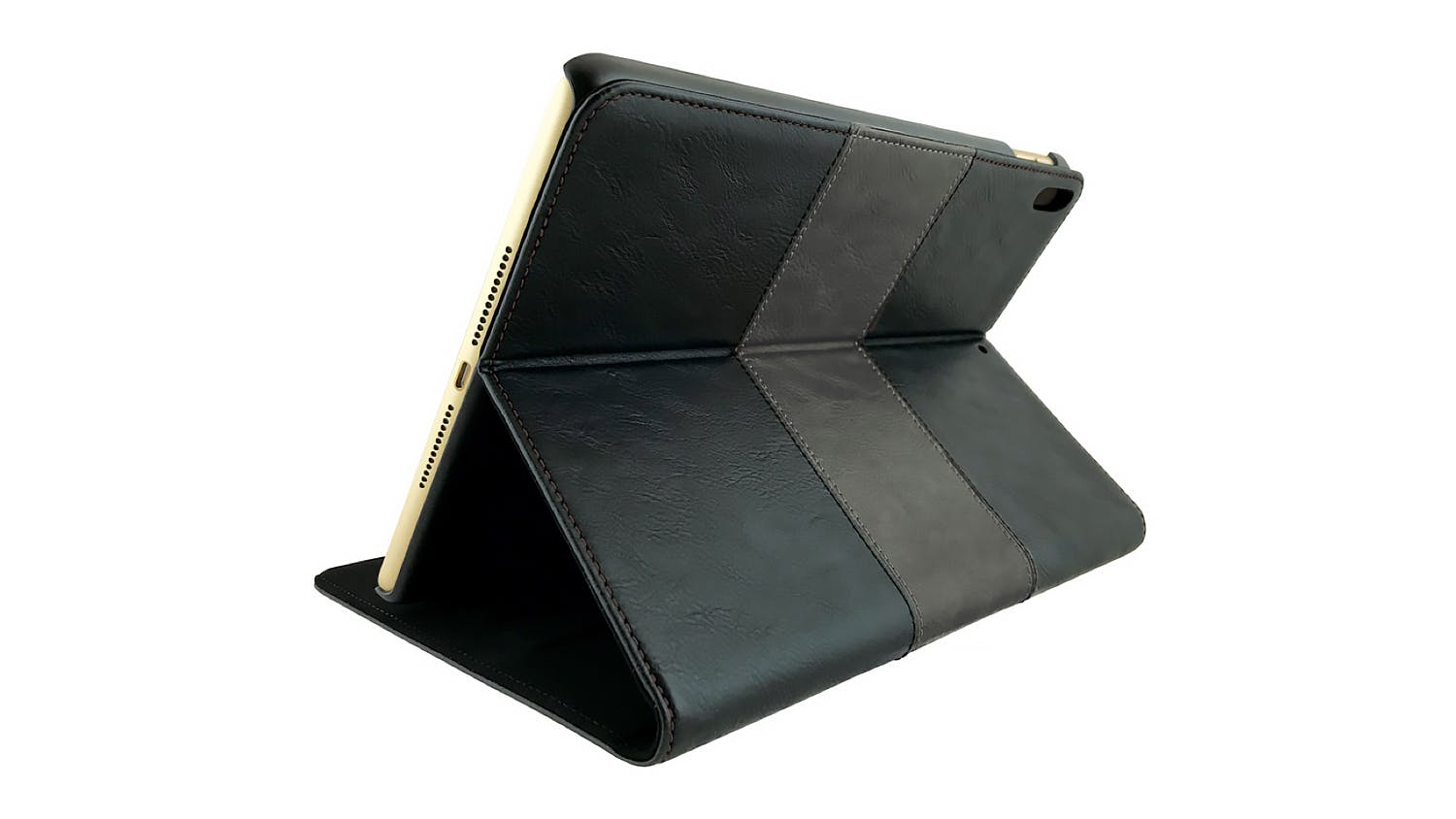 "NVS Apollo Multiview Folio for iPad 10.2"" - Black/Grey"