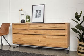 Nevada Buffet by Morgan Furniture