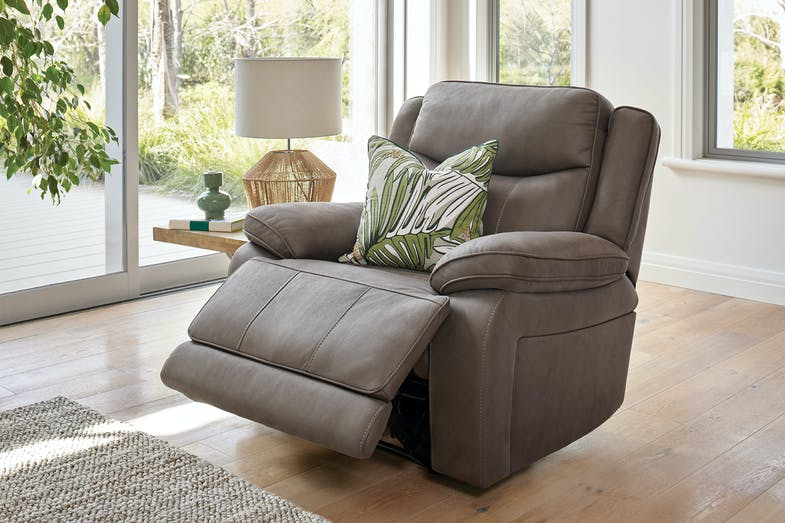 Pembroke Fabric Recliner Chair