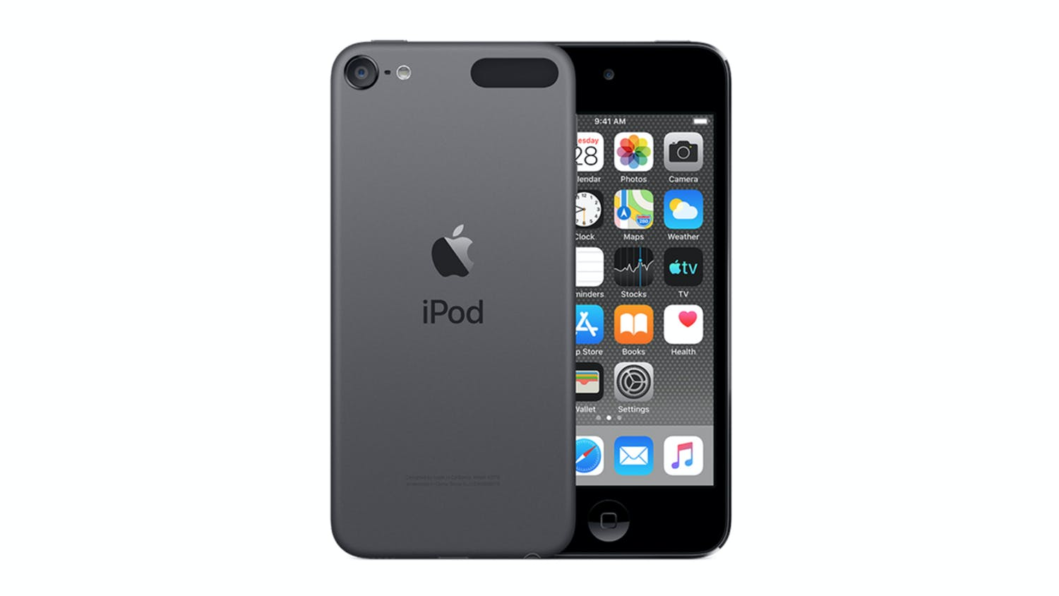 iPod touch 256GB - Space Grey